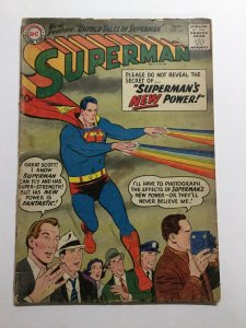 Superman 125 Very Good- Vg- 3.5 Bottom Staple Detatched Dc Comics