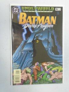Underworld Unleashed Batman Devil'2 Asylum #1 8.0 VF (1995)