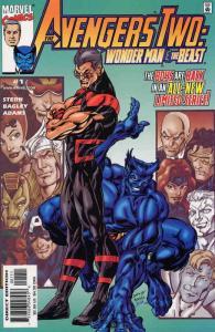 Avengers Two: Wonder Man & Beast #1 VF/NM; Marvel | save on shipping - details i