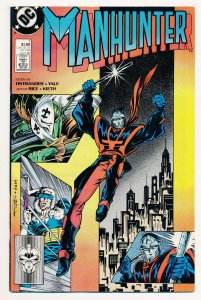 Manhunter (1988 1st Series) #1 VF