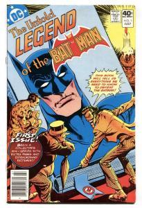 Untold Legend of Batman #1-1980-DC comic book mini-series