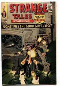 STRANGE TALES #138 comic book-1st ETERNITY