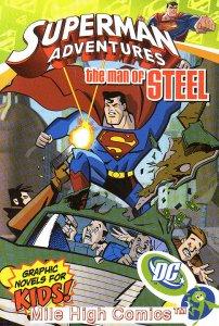 SUPERMAN ADVENTURES: MAN OF STEEL TPB (VOL. 4) (2006 Series) #1 Near Mint