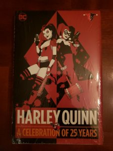 HARLEY QUINN - A CELEBRATION OF 25 YEARS HARDCOVER