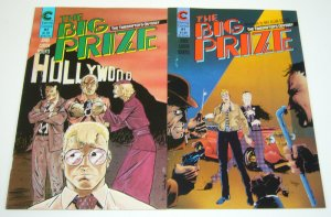 the Big Prize: the Timedrifter's Odyssey #1-2 FN complete series - gerard jones