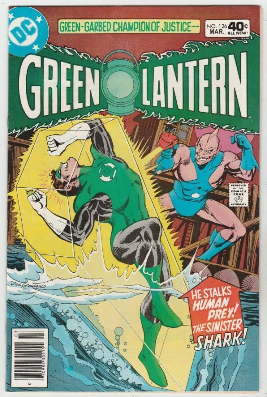 Green Lantern #126 (Mar-80) NM Super-High-Grade Green Lantern