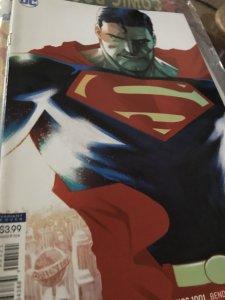 DC Action Comics 1001 Variant Mint