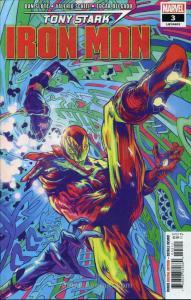 Tony Stark: Iron Man #3 VF/NM; Marvel | save on shipping - details inside