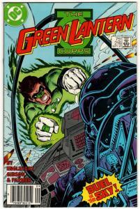 Green Lantern Corps #216 (DC, 1987) VF-