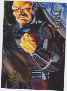 1995 DC Villains Gathering of Evil #GE-7 Mongel Card