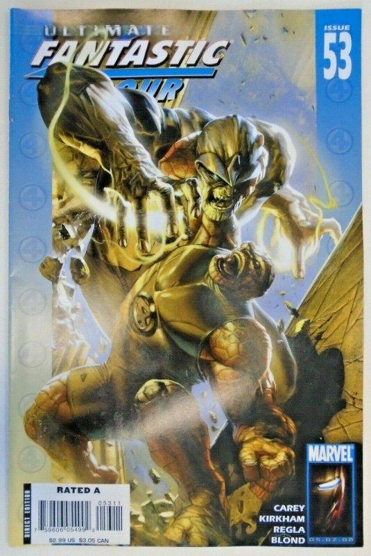 *Ultimate Fantastic Four #41-60, Annual 1 (21 books)