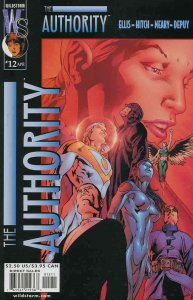 Authority, The #12 FN; WildStorm   save on shipping - details inside