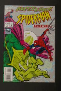 Spider-Man Adventures #5 April 1995