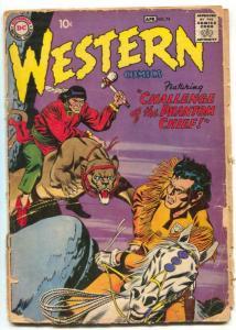 Western Comics #74 1958-POW WOW SMITH-Phantom Chief POOR