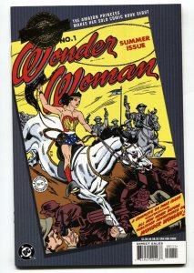 Wonder Woman #1 2000 Millennium Edition DC comic book NM-