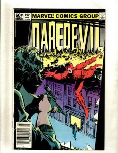 10 Daredevil Marvel Comic Books #192 193 194 200 202 202 203 204 205 206 HY2