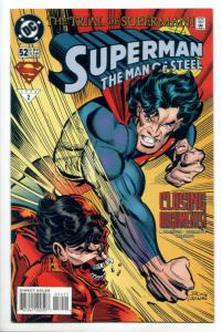 Superman The Man of Steel #52 (DC, 1996) VF/NM