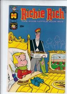 Richie Rich #102 (Feb-71) FN/VF+ Mid-High-Grade Richie Rich