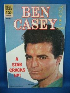 BEN CASEY 8 VF PHOTO COVER 1964