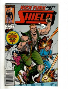Nick Fury, Agent of SHIELD #4 (1989) OF33