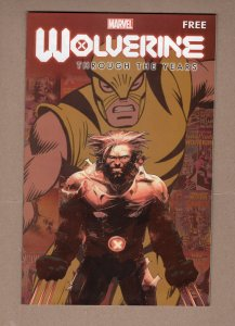 Wolverine: Through The Years Primer #1 (2020)
