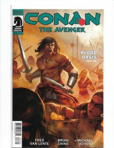 Conan The Avenger #16 (2015) NM Cond   nw124