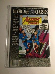 Silver Age Classics Action Comics 252 Near mint nm Marvel