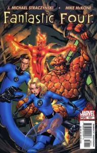 Fantastic Four (2003 series) #527, NM- (Stock photo)