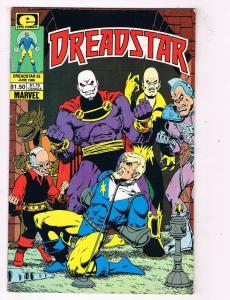 Dreadstar #25 VG/FN Epic Comic Bronze Age Comic Book Jun 1986 DE47 AD33