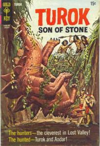 Turok, Son of Stone #68 FN; Gold Key | save on shipping - details inside