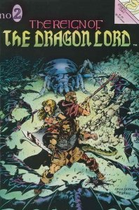 Reign of the Dragonlord #2 FN; Eternity | save on shipping - details inside