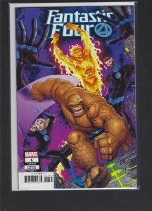 Fantastic Four  #1 Variant
