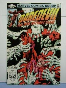 Daredevil #180 (Marvel Comics, March 1982) SIGNED Frank Miller Old School-Style