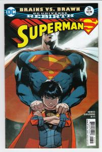 SUPERMAN (2016 DC) #26 NM- A23064