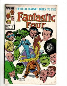 The Official Marvel Index to the Fantastic Four #1 (1985) OF27