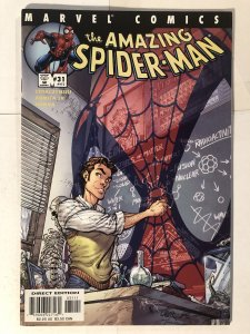 Amazing Spider-Man #31 - J. Scott Campbell Cover - Newsstand Edition