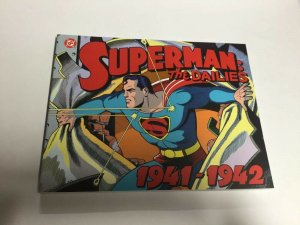 Superman: The Dailies 1941-1942 SC Softcover Oversized DC Comics