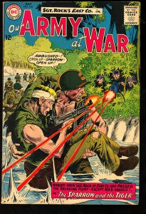 Our Army at War #144 (1964)