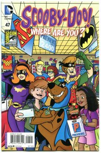 SCOOBY DOO #47, NM, Variant, 2014, SDCC, Casey Kasem, Shaggy, Limited exclusive