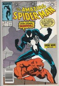 Amazing Spider-Man #287 (Apr-87) NM- High-Grade Spider-Man