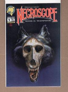 Necroscope Book II: Wamphyri #1 (1993)