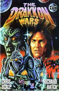 Richard Hatch Autographed The Drakulon Wars # 0
