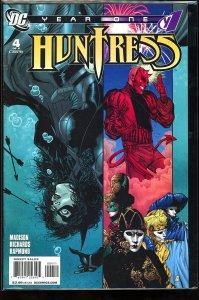 Huntress: Year One #4 (2008)