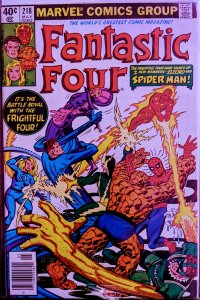 Fantastic Four #218 (1980)
