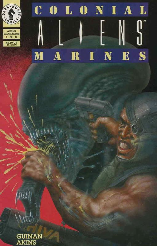 Aliens: Colonial Marines #7 VF/NM; Dark Horse | save on shipping - details insid
