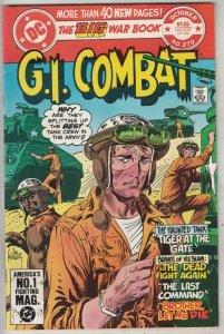 G.I. Combat #270 (Oct-84) NM- High-Grade The Haunted Tank