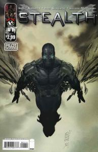 Pilot Season: Stealth #1A VF/NM; Image | save on shipping - details inside