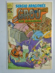Groo the Wanderer #3 7.0 FN VF (1983 Pacific Comics)