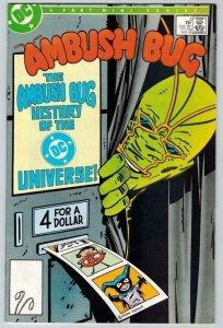 AMBUSH BUG #3, NM-, DC, 1985  more DC in store