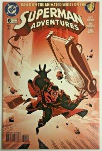 SUPERMAN ADVENTURES#6 VF/NM 1997 DC COMICS